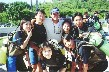 Happy intro divers from Taiwan at Piti Bombholes